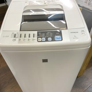 R35106日立洗濯機 2016年製 NW-Z79E3(洗濯機)