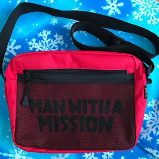 マンウィズアミッション(MAN WITH A MISSION)のマンウィズ/man with a mission/流行りのウエストポーチB(ウエストポーチ)