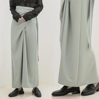 ザラ(ZARA)のUNE MANSION ラップスカート(ロングスカート)
