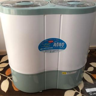 2槽式小型洗濯機 晴晴AHB-02(洗濯機)