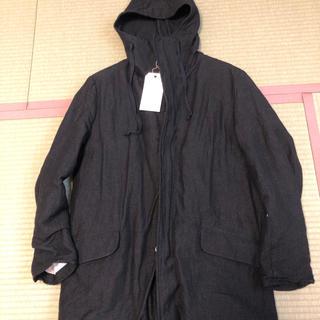ポールハーデン(Paul Harnden)のポールハーデン マックコート  フード付き mac coat xs blazer(モッズコート)