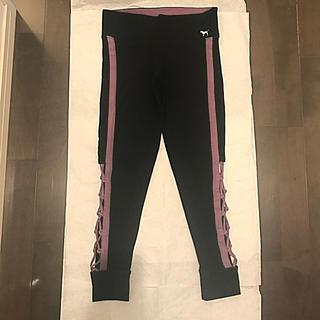 ヴィクトリアズシークレット(Victoria's Secret)のVictoria's Secret PINK ヨガ レギンス XS(ヨガ)