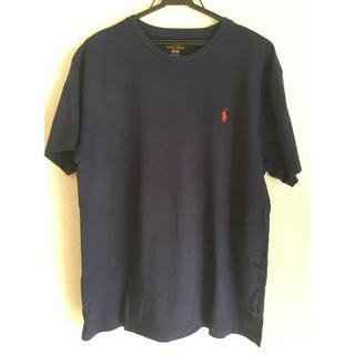 ポロラルフローレン(POLO RALPH LAUREN)のラルフローレン Tシャツ ネイビー (Tシャツ/カットソー(半袖/袖なし))