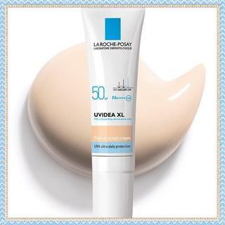 LA ROCHE-POSAY - ピンクベージュ ラロッシュポゼ UVイデア XL ティント 日やけ止め乳液