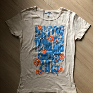 チャコット(CHACOTT)のチャコットTシャツ(ダンス/バレエ)