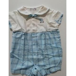 エル(ELLE)の夏用 ベビー服 セット ELLE & bebe(ロンパース)