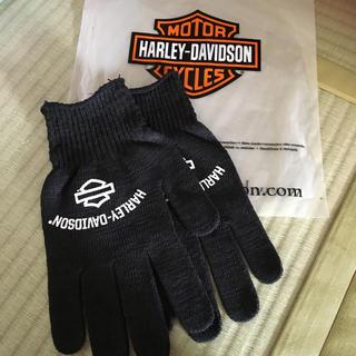 ハーレーダビッドソン(Harley Davidson)のハーレーダビットソン軍手(手袋)