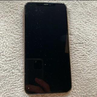 アイフォーン(iPhone)のiPhone 11 Pro Max ゴールド 64 GB シムフリー(スマートフォン本体)