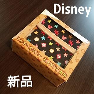 ディズニー(Disney)の【新品】Disney ディズニー モノグラム 財布 ウォレット(財布)