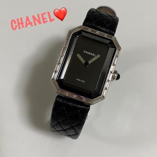CHANEL - ✨激レア✨定250万✨CHANEL✨純正 バゲットダイヤモンド プルミエール✨