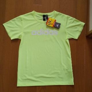 アディダス(adidas)のadidas   半端Tシャツ(Tシャツ(半袖/袖なし))