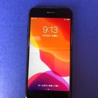 アイフォーン(iPhone)のSIMフリーiPhone7 128GB 88% (スマートフォン本体)