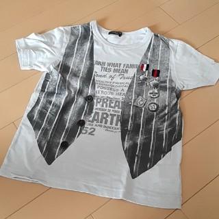 コムサイズム(COMME CA ISM)のコムサイズム★size140Tシャツ(Tシャツ/カットソー)