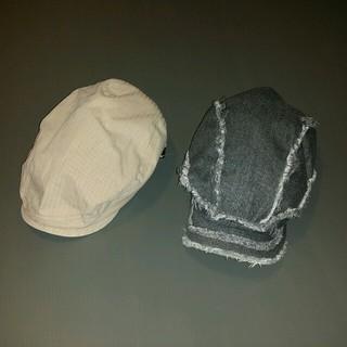 セット 帽子 (キャスケット)