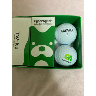 cyber Agent ladies golf tournament 本間ゴルフ