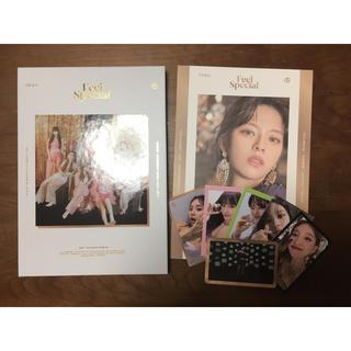 ウェストトゥワイス(Waste(twice))のtwice feel special feelspecial アルバム(K-POP/アジア)