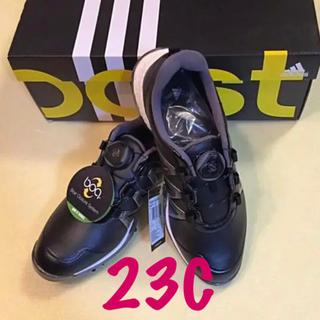 アディダス(adidas)の新品■ アディダス ■ レディース ゴルフシューズ  ボア 23(シューズ)