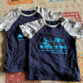 ユニクロ(UNIQLO)のトーマスTシャツ2枚(Tシャツ/カットソー)