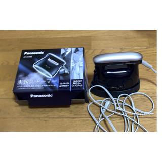 パナソニック(Panasonic)のパナソニック アイロン 衣類スチーマー NI-FS530 2way(アイロン)