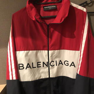 Balenciaga - BALENCIAGA トラックジャケット 37