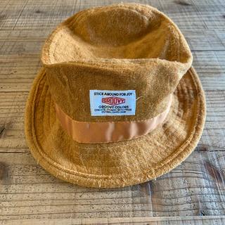グルービーカラーズ(Groovy Colors)のグルービーカラーズ 帽子 ハット エルサイズ キッズ フィス デニム&ダンガリー(帽子)
