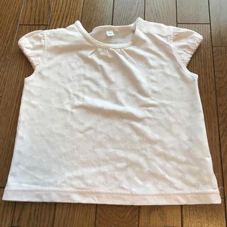 ムジルシリョウヒン(MUJI (無印良品))のTシャツ トップス 80cm 無印良品(Tシャツ)