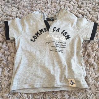 コムサイズム(COMME CA ISM)のTシャツ パーカー コムサ タンクトップ   夏服(Tシャツ/カットソー)