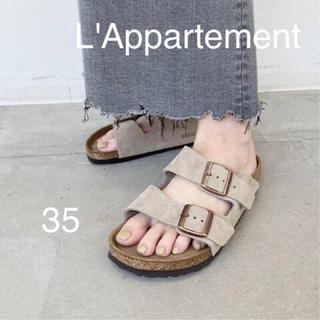 L'Appartement DEUXIEME CLASSE - 新品★アパルトモン★BIRKENSTOCK/ARIZONA SFB SANDAL