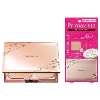 Primavista - 🛒primavista 限定デザインケースセット オークル05