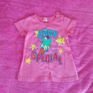 アナップキッズ(ANAP Kids)のANAP チュニック(Tシャツ/カットソー)