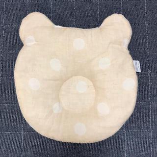 ニシマツヤ(西松屋)のくまベビー枕(枕)