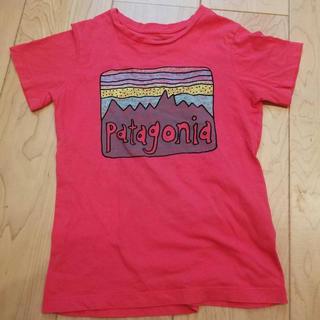 patagonia - パタゴニア ロゴTシャツ