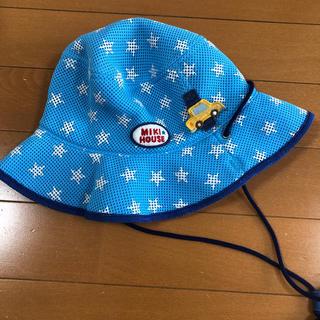 mikihouse - ミキハウス 帽子 54