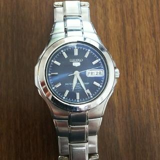 セイコー(SEIKO)のセイコー 自動巻き腕時計 ダークネイビー(腕時計(アナログ))