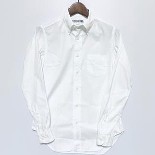 インディヴィジュアライズドシャツ(INDIVIDUALIZED SHIRTS)の◆美品◆INDIVIDUALIZED SHIRTS◆アメリカ製◆8/10◆S(シャツ)