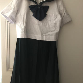 高校 夏制服