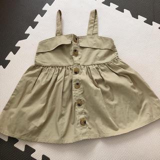 シマムラ(しまむら)のジャンパースカート(スカート)