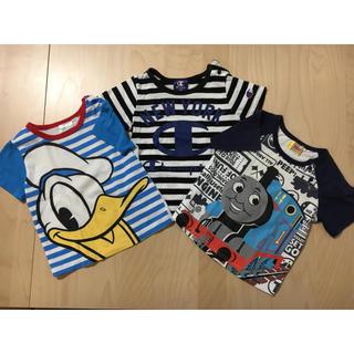 チャンピオン(Champion)のトーマス 他 Tシャツ 3枚セット 80(Tシャツ)