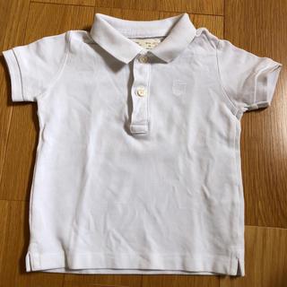 ザラキッズ(ZARA KIDS)のZara baby boy 半袖ポロシャツ 90cm (Tシャツ/カットソー)