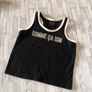 【お値下げ中】 コムサイズム ランニング 80(Tシャツ)