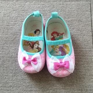 ニシマツヤ(西松屋)の上靴 プリンセス 15cm(スクールシューズ/上履き)