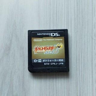 ニンテンドーDS(ニンテンドーDS)のポケットモンスター ハートゴールド(携帯用ゲームソフト)