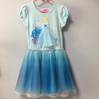 ディズニー(Disney)のディズニー シンデレラ ワンピース ドレス(ワンピース)