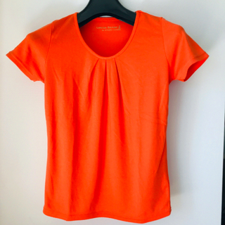 アツロウタヤマ(ATSURO TAYAMA)のアツロウ タヤマ ビタミンカラーのTシャツ サイズ36(Tシャツ(半袖/袖なし))