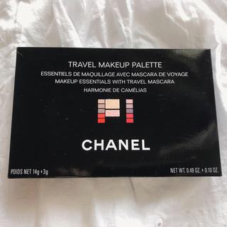 シャネル(CHANEL)のCHANEL メイクパレットケース 箱付き(コフレ/メイクアップセット)