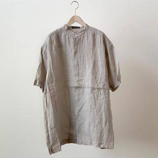 イッセイミヤケ(ISSEY MIYAKE)の1993 ISSEY MIYAKEイッセイミヤケ オーバーサイズ リネン シャツ(シャツ)