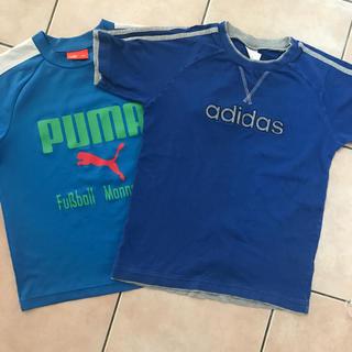 アディダス(adidas)のTシャツ140 アディダス プーマ(Tシャツ/カットソー)