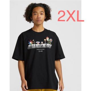 ユニクロ(UNIQLO)のビリー・アイリッシュx村上隆コラボTシャツ 半袖(Tシャツ/カットソー(半袖/袖なし))