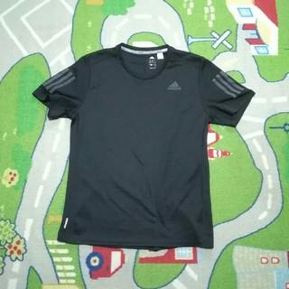 アディダス(adidas)のadidas 半袖Tシャツ ドライタイプ Mサイズ (Tシャツ/カットソー(半袖/袖なし))