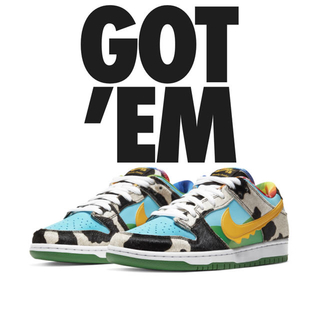 NIKE - NIKE SB ダンク low Ben&Jerry's Chunky Dunky
